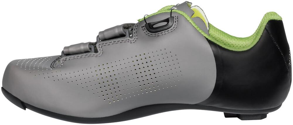 Noir Vaude Avancé Chaussures Pour L'été Avec Des Hommes De Fermeture Velcro o0YRL